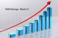 TAM Ratings:  Week 51