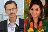 Shyam Pathak and Khushboo Tawde