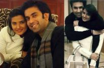 Kratika Sengar with Rajeev Sen