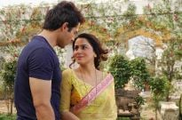 Iqbal Khan and Shraddha Arya