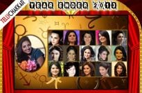What does 2014 hold for popular television celebs (Female)