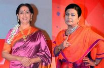 Neena Kulkarni and Shahnaz Rizwan