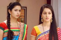 Avika Gor and Dipika Samson
