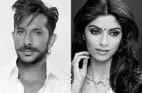 Terence Lewis and Sayantani Ghosh