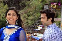 Nakuul Mehta and Disha Parmar