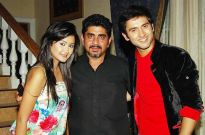 Kaanchi Singh, Producer Rajan Shahi and Mishkat Verma