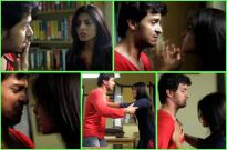 Randhir and Sanyukta