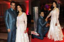 Siddharth Kannan ties knot with Neha Agarwal at Chennai
