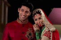 Ruslaan Mumtaz and Sangeeta Ghosh