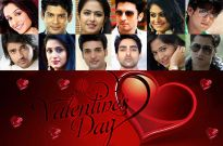 Lead actors of popular shows on Colors talk about Valentine