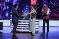Govinda and Karishma Kapoor reunite on Star Plus