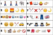 Guess The Names Of Popular Hindi Songs From Emoticons It's not like you've heard the song a thousand times or anything. names of popular hindi songs from emoticons