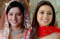 Deepika Singh and Sehrish Ali