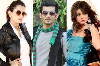 Arjun Bijlani, Perneet Chauhan and Rucha Gujarathi