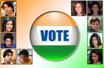 Go out and vote: Appeal TV celebs (#Voteforchange feature 2)