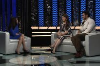 Alia Bhatt and Arjun Kapoor on The Front Row with Anupama Chopra