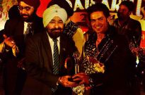 Kunwar Amar awarded with the