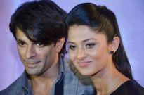 Karan Singh Grover and Jennifer Winget