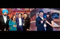 Alka Yagnik, Kumar Sanu, Neeti, Meet Brothers, Kanika and Tochi Raina on the musical special episode of Colors