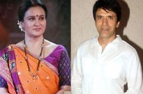 Poonam Dhillon and Sooraj Thapar