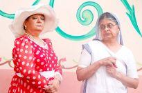 Bharati Achrekar and Sulbha Arya