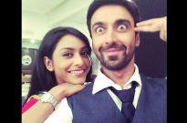 Rachna Parulkar and Ashish Chowdhry
