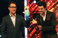 Ranvir Shorey and Manish Paul