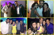 Bade Achhe Lagte Hain party pics