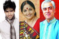 Kinshuk Mahajan, Indira Krishnan and Sanjay Gandhi