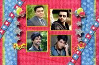 Happy Birthday to Aamir, Raqesh, Ankit and Ram