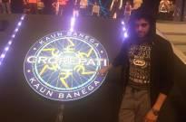 Sony TV stars shoot for a grand KBC event in Raipur