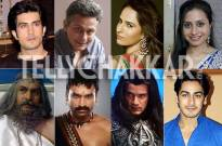 Unveiling: The entire cast of Dharmakshetra on Epic TV