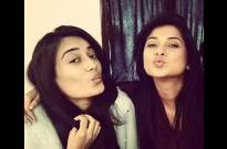 Surbhi Jyoti and Jennifer Winget