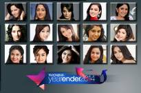 TV Newcomers (Female) 2014
