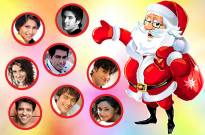 If Santa gives me a lakh, answer TV celebs