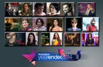 2014: Big Celebs, Flop TV shows