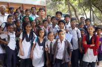 Kids bunk school to witness last day of FIR shoot