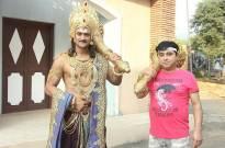 Manav Gohil and Indresh Malik