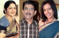 Surinder Kaur, Rituraj Singh and Divya Jagdale