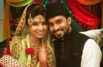 Salman Yusuff Khan and wife Faiza