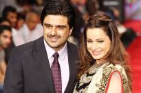 Samir Soni and Neelam