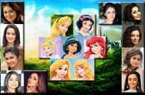 TV Actresses and their favourite Disney Princesses