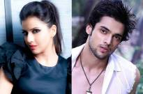 Smriti Kalra and Parth Samthaan