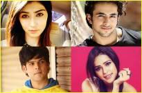 Nikita Sharma, Rahul Hans, Rehan Sayed, Priyanka Chhabra in Aahat