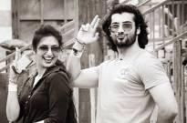 Divyanka Tripathi and Ssharad Malhotra