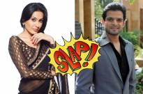 Kamya Punjabi and Karan Patel