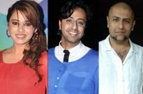 Shalmalee Kholgade, Salim Merchant, Vishal Dadlani