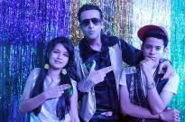 Darsheel Safary and Avneet Kaur
