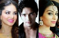 Sunny Leone, Harssh Rajput, Charu Mehra