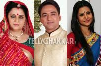 Alka Kaushal, Sachin Tyagi, Parineeta Borthakur